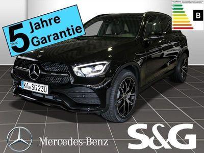 gebraucht Mercedes GLC300 d 4MATIC AMG-Line LED/360°/Pano/20/Navi