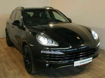 gebraucht Porsche Cayenne 3.0 V6 Diesel PANO-KEYLESS-NAVI-BOSE-AHK