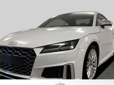 gebraucht Audi TTS Coupe quattro TFSI LED Navi Keyless Fernlichtass.