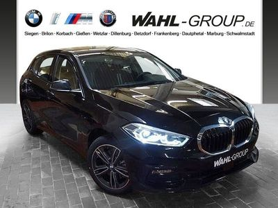 gebraucht BMW 118 i 5-Türer Sport Line LED Tempomat AHK Shz