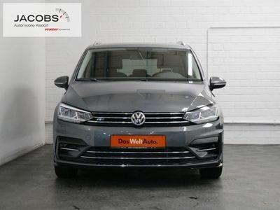 gebraucht VW Touran 1.5 TSI R-Line 7-Sitze,AHK,Navi,SHZ