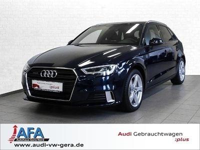 gebraucht Audi A3 Sportback 2,0 TDI Sport quattro S tronic LED,AHK,Navi