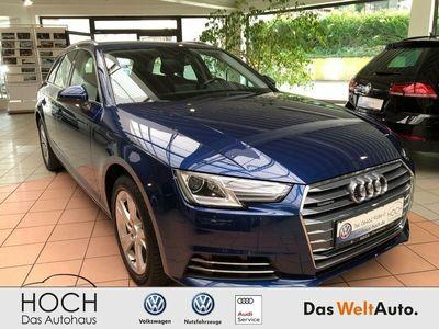 gebraucht Audi A4 3.0 TDI Avant sport quattro AHK+Tiptronic