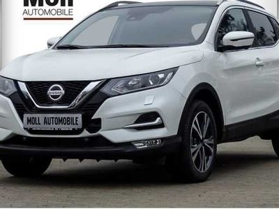 käytetty Nissan Qashqai 1.2 DIG-T N-Connecta Design neues Modell