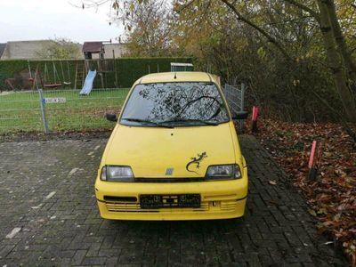 gebraucht Fiat Cinquecento mit TÜV bis 07.2020