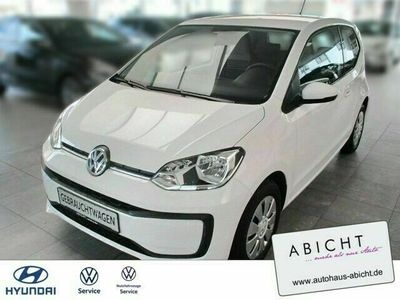 gebraucht VW up! Move1.0 KLIMA FHEL ESP TÜV NEU MODELL 2018 als Kleinwagen in Duderstadt