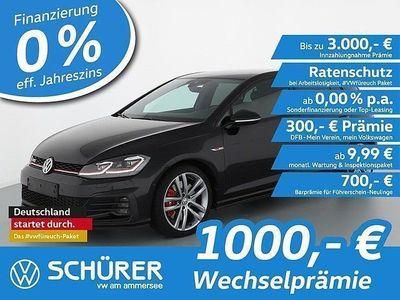gebraucht VW Golf I Golf 7 GTI Performance DSG LED°AHK°StdHzg°RKam°Navi°Keyless°Totwinkel°