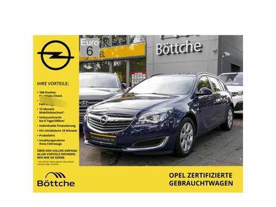 gebraucht Opel Insignia Sports Tourer 1.6 CDTI KLIMA PDC EU6