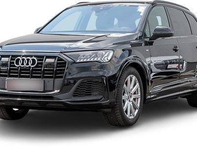 gebraucht Audi Q7 Q760 3.0 TFSIe Q S-LINE LM21 PANORAMA HuD BOSE