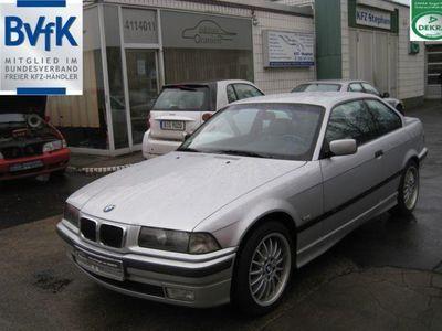 käytetty BMW 320 320 Baureihe 3 Coupe i Exclusiv Edition