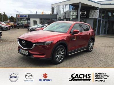gebraucht Mazda CX-5 D150 Signature+ /Bose/Elektr.Heckklappe