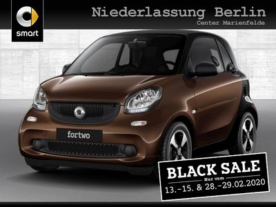 gebraucht Smart ForTwo Coupé 52kW perfect DCT cool&Audio