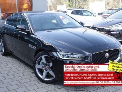 gebraucht Jaguar XE 20t 200 Aut Pure Nav Xenon Kam 18Z in Kehl