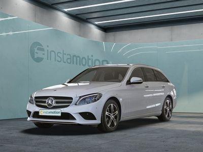 gebraucht Mercedes C300 C 3004M T Avantgarde LED Navi Kamera Spurh.-Ass