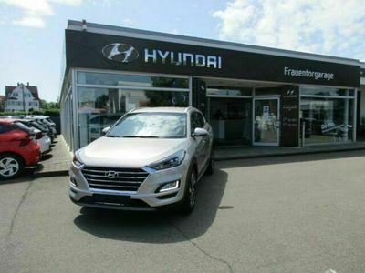 gebraucht Hyundai Tucson 1.6 T-GDI Premium 4WD DCT