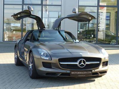 gebraucht Mercedes SLS AMG *Monza Grau Magno*