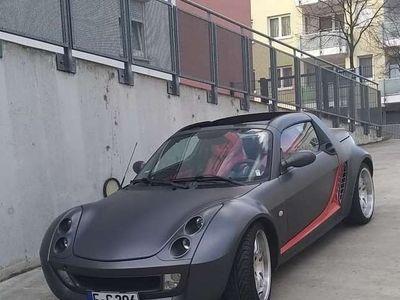 gebraucht Smart Roadster speedsilver