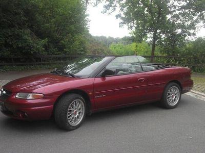 gebraucht Chrysler Stratus Cabrio!! Liebhaberfahrzeug!!