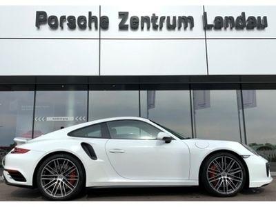 gebraucht Porsche 911 Turbo 9913.8 LED PDLS+ Bi-Color Leder