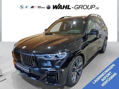 gebraucht BMW X7 xDrive40d M Sportpaket Gestiksteuerung DAB