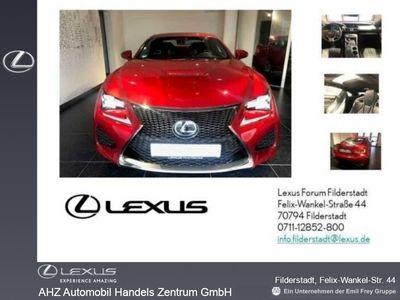 gebraucht Lexus RC F 1.Hand/Alle Extras/Torque/PCS&ACC/ Schiebed.