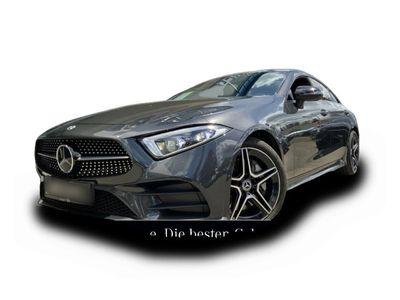 gebraucht Mercedes CLS450 4M AMG,Distr.,COM.,Widescr.,Mem.,Burm.,
