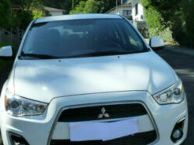 käytetty Mitsubishi ASX 1.6 2WD Top