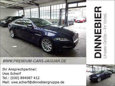 gebraucht Jaguar XJ Premium Luxury Lang 30d Gebrauchtwagen, bei Autohaus Dinnebier GmbH
