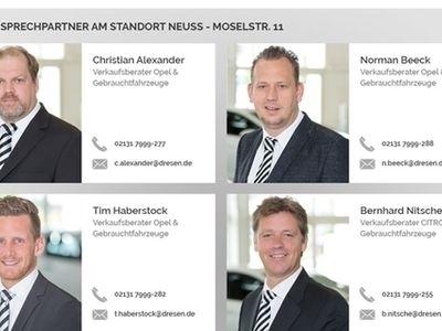 gebraucht Opel Astra 5türig Active 1.4, PARKPILOT HINTEN/KLIMAAUTOMATIK/SITZHEIZUNG