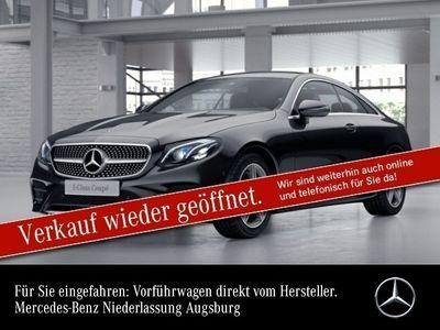 gebraucht Mercedes E200 Cp. AMG WideScreen Multibeam Kamera SpurPak