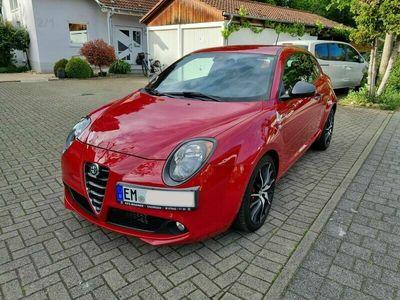 gebraucht Alfa Romeo MiTo TB 1.4 16V MultiAir TCT Quadrifoglio Verde