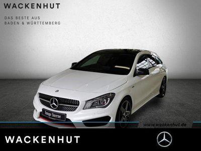 gebraucht Mercedes CLA250 4M SB AMG NIGHT+ILS+KAMERA+LICHT&SICHT AMG Line