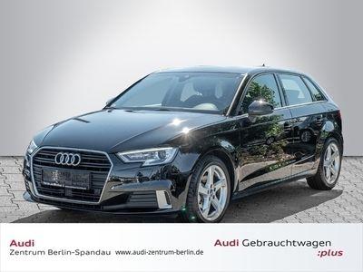 gebraucht Audi A3 Sportback 2.0 TDI Sport S tronic *NAVI*ACC*XENON*