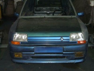 used Renault R5 GT Turbo Breitbau Karosse
