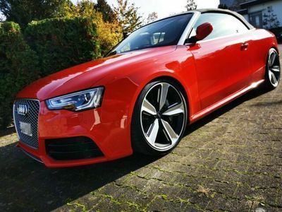 gebraucht Audi RS5 Cabrio **Schalensitze** **Keramik** GARANTIE