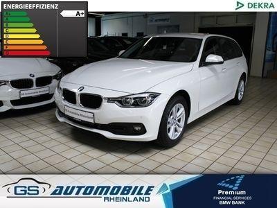 gebraucht BMW 320 d T. Aut. Advantage Navi Prof LED PDC Alarm