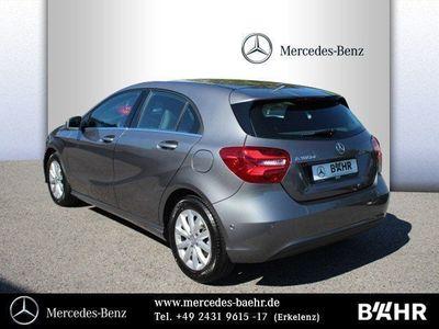 gebraucht Mercedes A180 d Limousine Navi/Styling/Sitzhzg./DPF/Klima