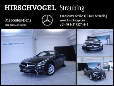 gebraucht Mercedes 180 SLCAIRSCARF+Panorama+Navi+ILS-LED+PDC+SHZ
