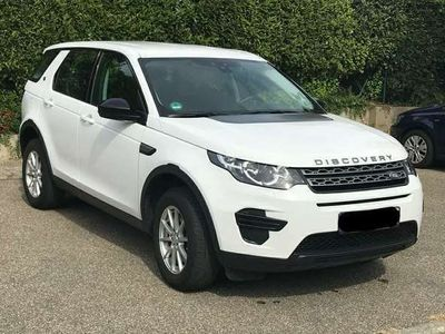 gebraucht Land Rover Discovery Sport TD4 Pure