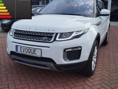 gebraucht Land Rover Range Rover evoque SD4 SE *MERIDIAN*InControl PR