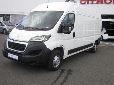 gebraucht Peugeot Boxer KM+335 L3H2 BL130