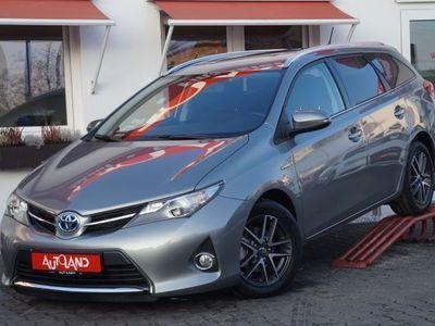 gebraucht Toyota Auris 1.8 Touring Sports Aut. Hybrid NAVI KAMERA