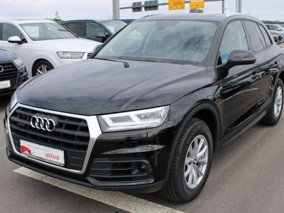 gebraucht Audi Q5 3.0 TDI AHK Matrix ACC Pano Standhzg el. Sitze