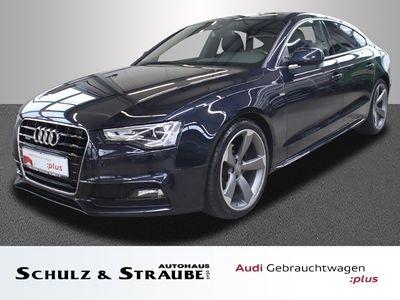 gebraucht Audi A5 Sportback 2.0 TDI quattro 2 x S Line XENON NAVI ROTOR SCHIEBEDACH
