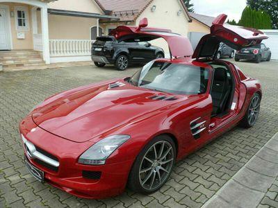 gebraucht Mercedes SLS AMG SLS6,2 ltr. AMG Coupe Flügeltüren*Navi*Kamera*