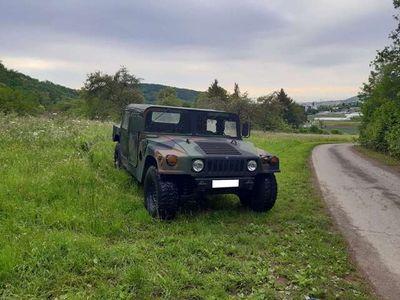 gebraucht Hummer H1 / Humvee TÜV und H Kennzeichen neu