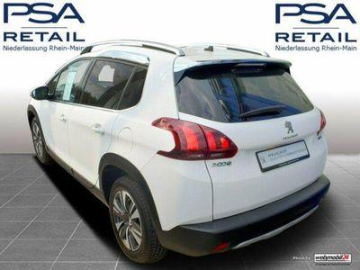 gebraucht Peugeot 2008 PureTech 130 S&S Allure *Navi*Sitzheizung*