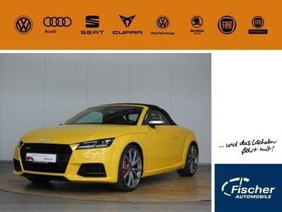 gebraucht Audi TT Roadster S 2.0 TFSI qu. S-Tronic 20''/LED/NAV