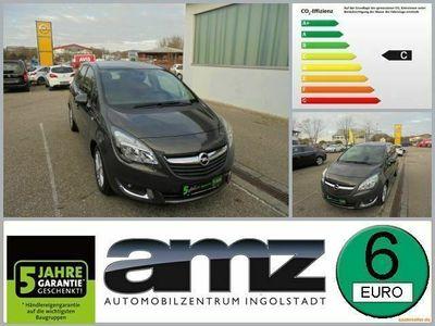 gebraucht Opel Meriva B 1.4 Turbo drive Navi