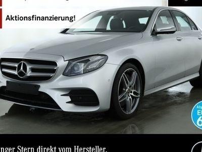 gebraucht Mercedes E350 AMG WideScreen 360° Multibeam COMAND PTS